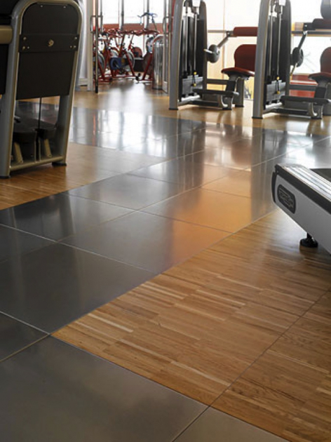 Pavimenti in pvc ad incastro stunning with pavimenti in for Pavimento adesivo ikea